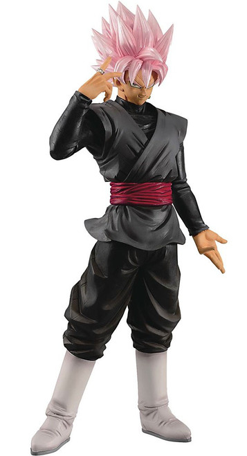 Dragon Ball Super Grandista Resolution of Soldiers Super Saiyan Rose Goku Black 11-Inch Collectible PVC Figure