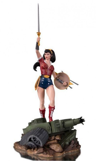 DC Bombshells Wonder Woman Statue [Ant Lucia]