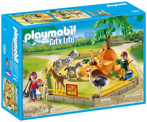 Playmobil City Life Zoo Set #5968