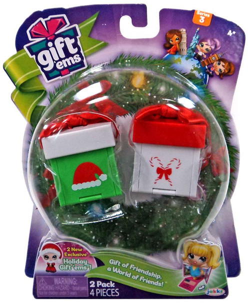 Gift 'Ems Series 3 Holiday Exclusive 2-Pack [Style 1]