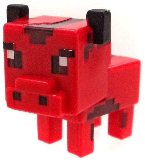 Minecraft Spooky (Halloween) Series 9 Infernal Cow Minifigure [Loose]