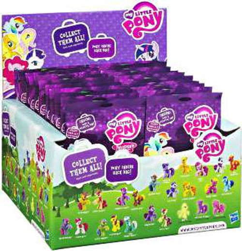 My Little Pony PVC Series 2 Mystery Box [24 Packs]