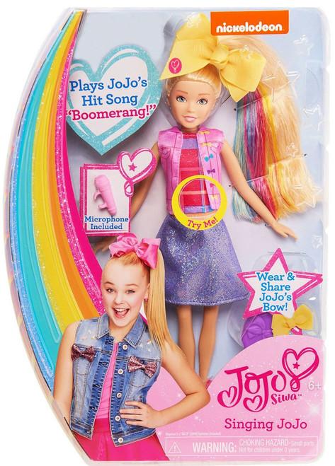 Nickelodeon JoJo Siwa Singing JoJo Doll [Boomerang]