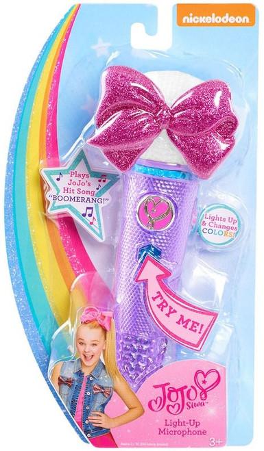 Nickelodeon JoJo Siwa Light-Up Microphone [Purple]