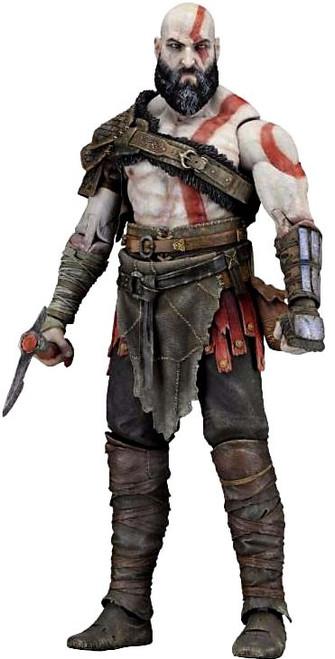 NECA God of War Quarter Scale Kratos Action Figure