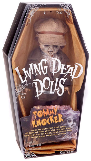 Living Dead Dolls Series 34 Tommy Knocker Doll