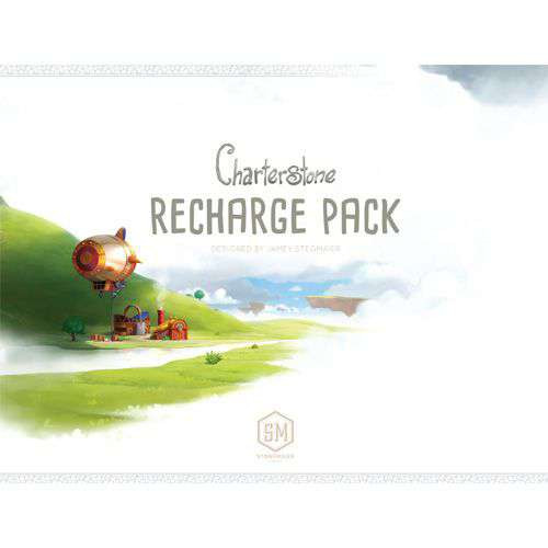 Charterstone Recharge Pack Board Game