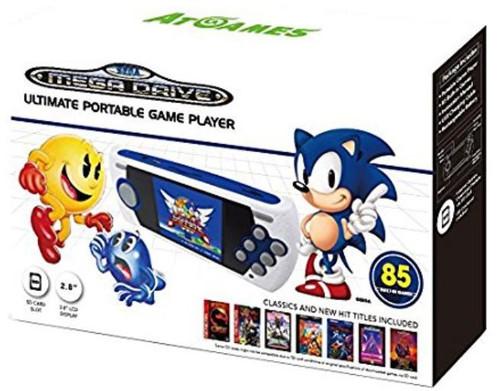 Genesis 2017 Sega Ultimate Portable Game Player [85 Games]