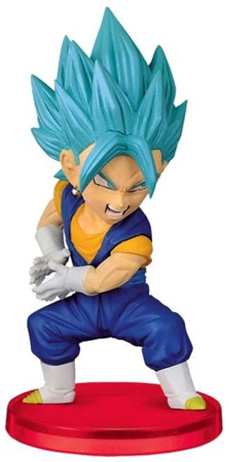 Dragon Ball Z WCF Vol. 7 Super Saiyan Blue Vegeto 2.5-Inch Collectible Figure DB039