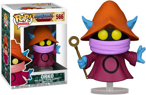 Funko Masters of the Universe POP! TV Orko Vinyl Figure #566