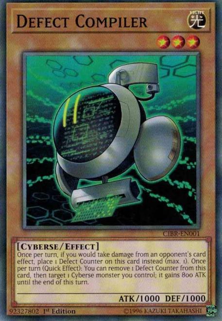 YuGiOh Circuit Break Common Defect Compiler CIBR-EN001