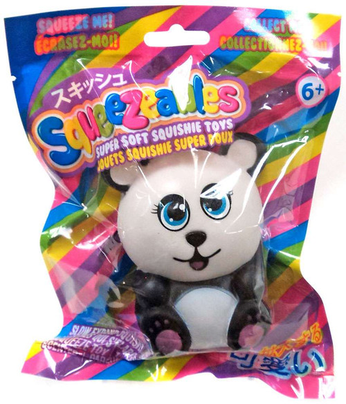 Squeezeables Series 1 Panda Squeeze Toy
