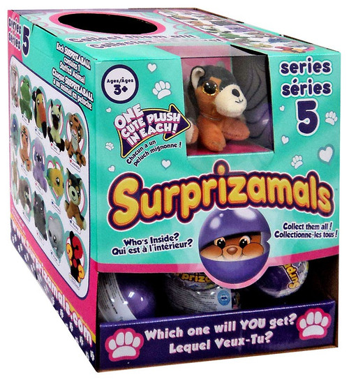 Surprizamals Series 5 Mystery Box [36 Packs]