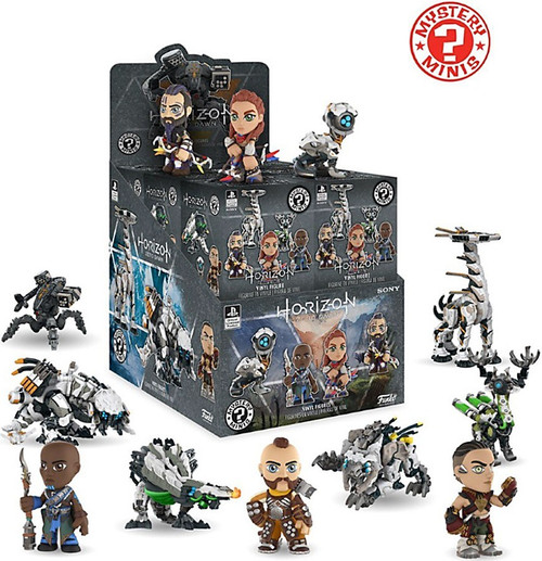 Funko Mystery Minis Horizon Zero Dawn Mystery Box [12 Packs]