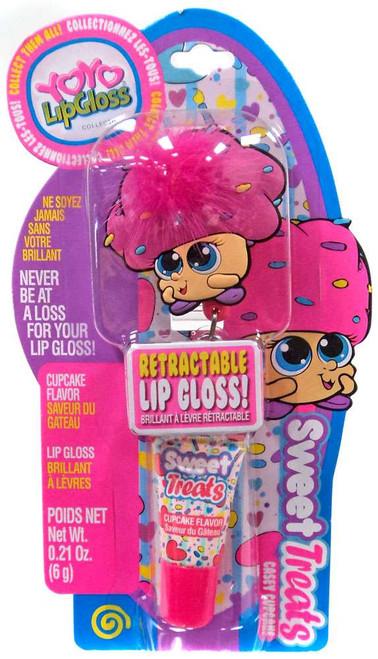 YOYO Lip Gloss Sweet Treats Casey Cupcake Lip Gloss [Cupcake]