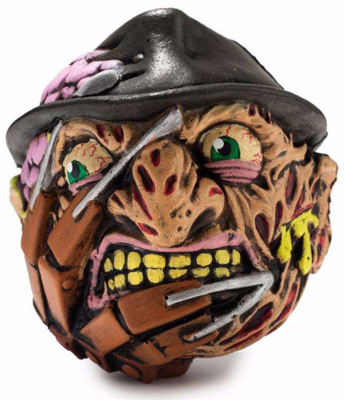Madballs Nightmare on Elm Street Horrorballs Freddy Krueger 4-Inch Foam Ball