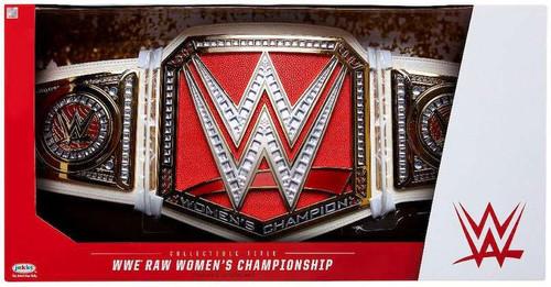WWE Wrestling Collectible Title WWE Raw Women's Championship Belt