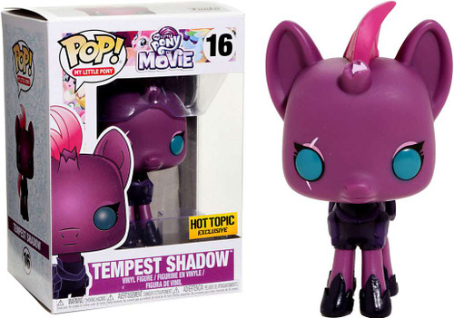 Funko POP! My Little Pony Tempest Shadow Exclusive Vinyl Figure #16 [Damaged Package]