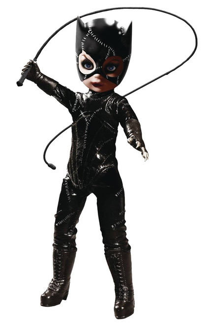 Living Dead Dolls Batman Returns LDD Presents Catwoman 10-Inch Doll