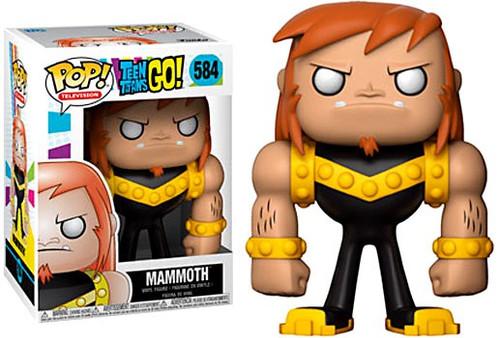 Funko Teen Titans Go! POP! TV Mammoth Vinyl Figure #584