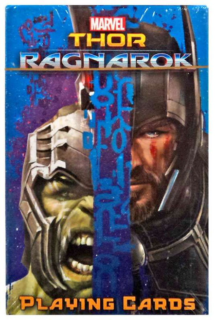 Funko Thor: Ragnarok Marvel Collector Corps Thor Ragnarok Exclusive Playing Card Deck