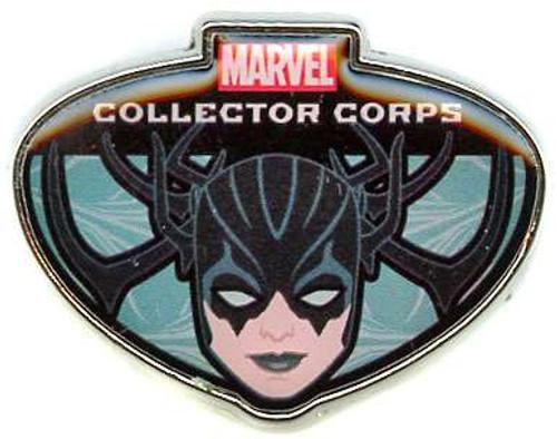 Funko Marvel Collector Corps Hela Exclusive Pin [Superhero Showdown]