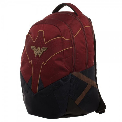 DC Wonder Woman Inspired Backpack Apparel