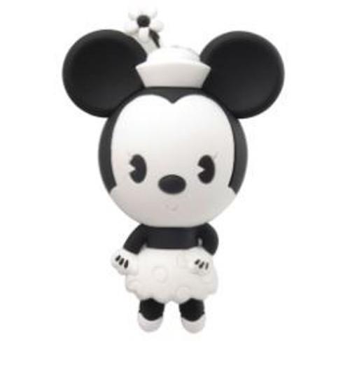 3D Figural Keyring Disney Series 10 Steamboat Minnie Minifigure [Loose]