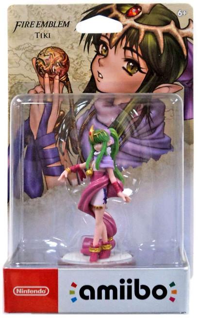 Nintendo Fire Emblem Amiibo Tiki Mini Figure