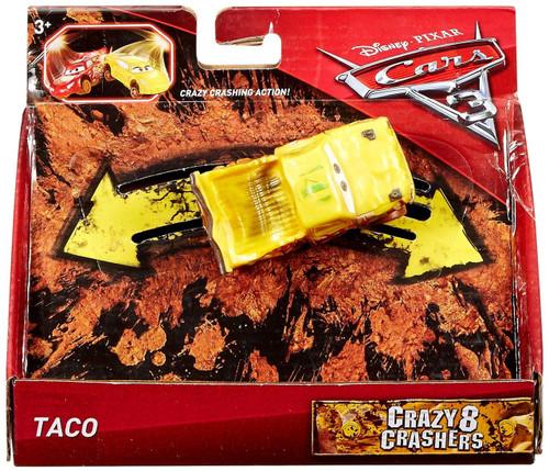 Disney / Pixar Cars Cars 3 Crazy 8 Crashers Taco Vehicle
