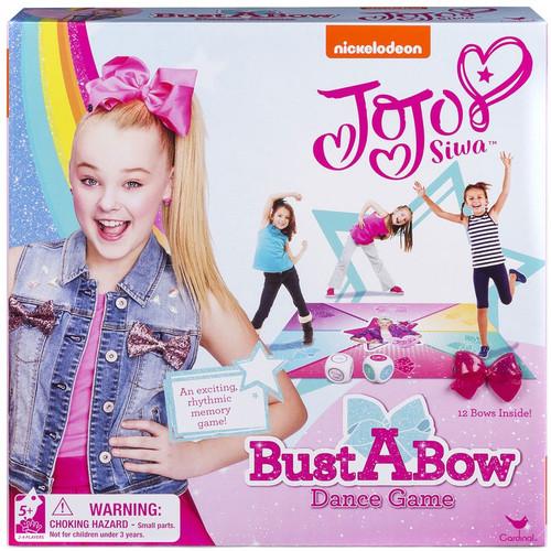 Nickelodeon JoJo Siwa Bust A Bow Dance Game
