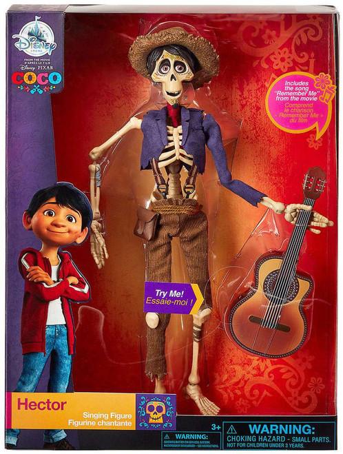 Disney / Pixar Coco Hector Exclusive 11-Inch Singing Figure