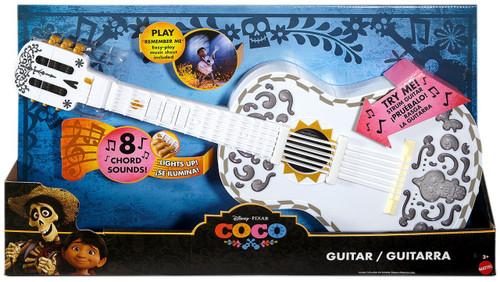 Disney / Pixar Coco Guitar [White Version]