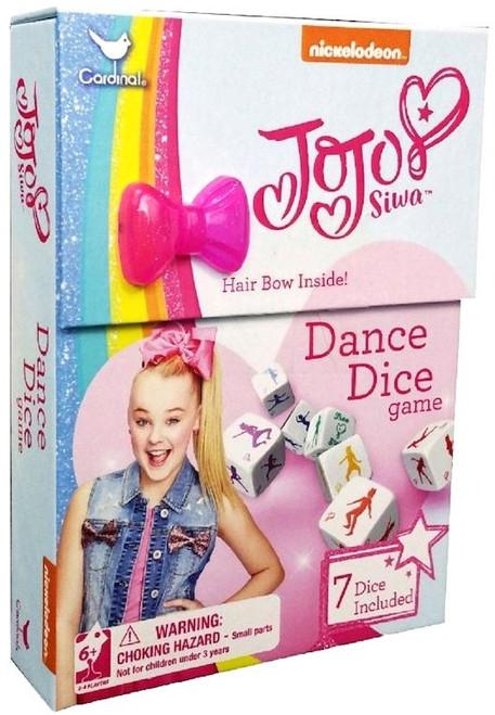 Nickelodeon JoJo Siwa Dance Dice Game