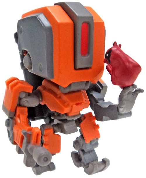 Cute But Deadly Overwatch Series 3 Omnic Crisis Bastion Minifigure [Loose]