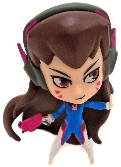 Cute But Deadly Overwatch Series 3 D.Va Minifigure [Loose]