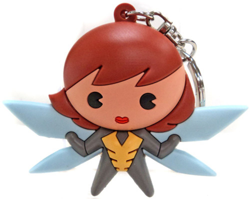 Marvel 3D Figural Keychain Series 7 Wasp Keychain [Loose]