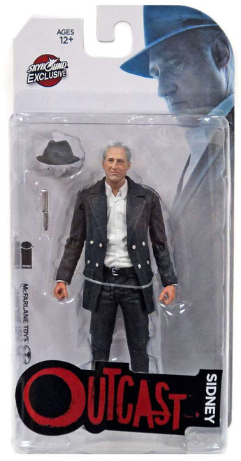 McFarlane Toys Outcast TV Series Sidney Exclusive Action Figure [Regular]