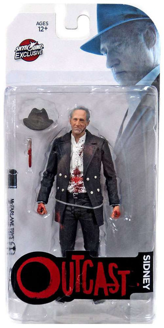 McFarlane Toys Outcast TV Series Sidney Exclusive Action Figure [Bloody]