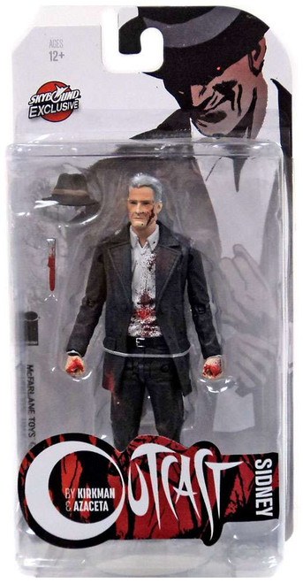 McFarlane Toys Outcast Comic Sidney Exclusive Action Figure [Bloody]