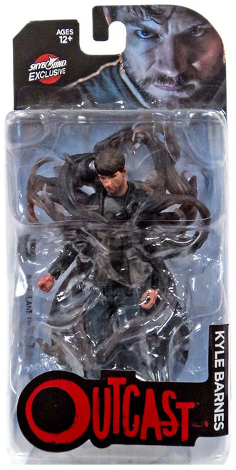 McFarlane Toys Outcast TV Series Kyle Barnes Exclusive Action Figure [Bloody]