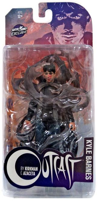 McFarlane Toys Outcast Comic Kyle Barnes Exclusive Action Figure [Bloody]