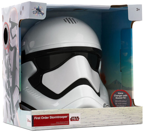 Star Wars The Force Awakens First Order Stormtrooper Exclusive Voice Changer Mask