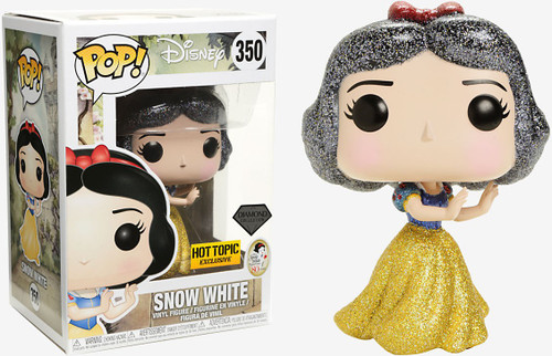 Funko Beauty and the Beast POP! Disney Snow White Exclusive Vinyl Figure #350 [Diamond Collection]