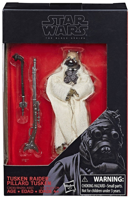 Star Wars Black Series Tusken Raider Exclusive Action Figure