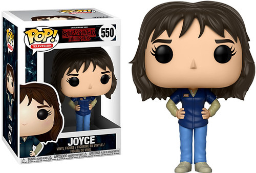 Funko Stranger Things POP! TV Joyce Byers Vinyl Figure #550