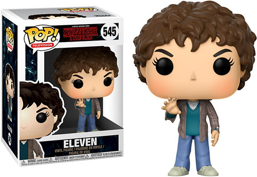 Funko Stranger Things POP! TV Eleven Vinyl Figure #545