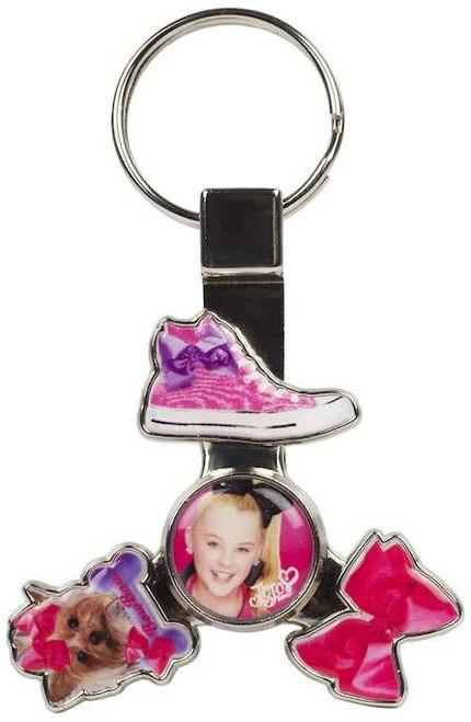 Nickelodeon JoJo Siwa JoJo Spinner Keychain