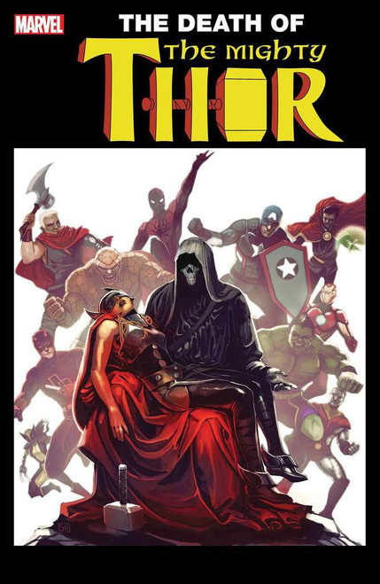 Marvel Comics The Mighty Thor #700 Comic Book [Lenticular Cover]
