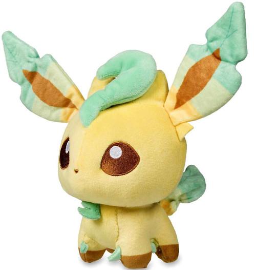 Pokemon Poke Doll Leafeon Exclusive 7-Inch Plush